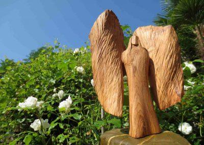 Engel des Aufstrebens 33x25