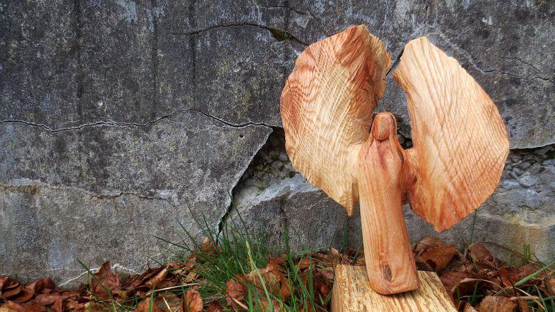 Engel der Waerme - Esche 26x22