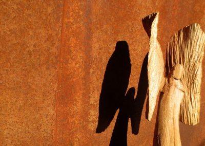 Engel der Weitsicht 42x22