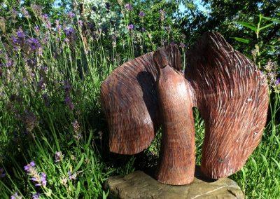 Giorgio - Künstler - Kunst beflügelt meine Seele - Holzschnitte - Skulpturen aus Holz und Bronze, Engelskulpturen