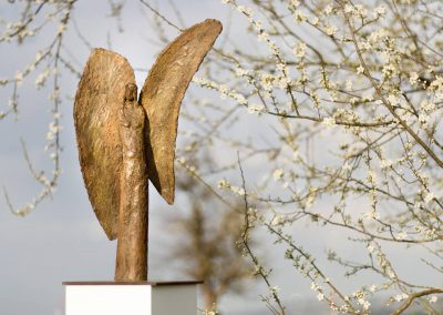Engel des Erkennens 65 x 35