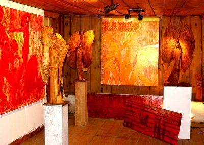offenes Atelier 2014