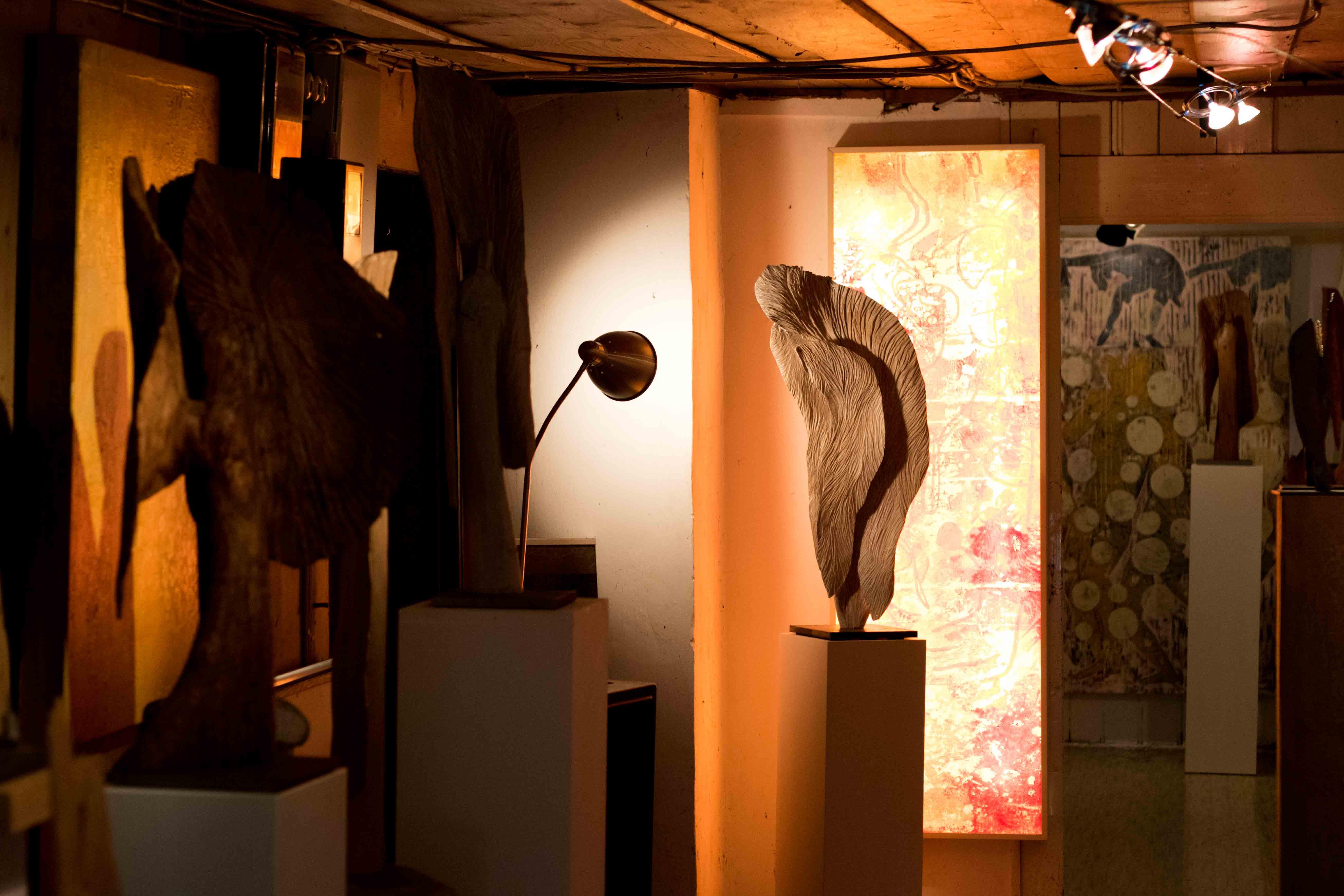Giorgio offenes Atelier 2018-16