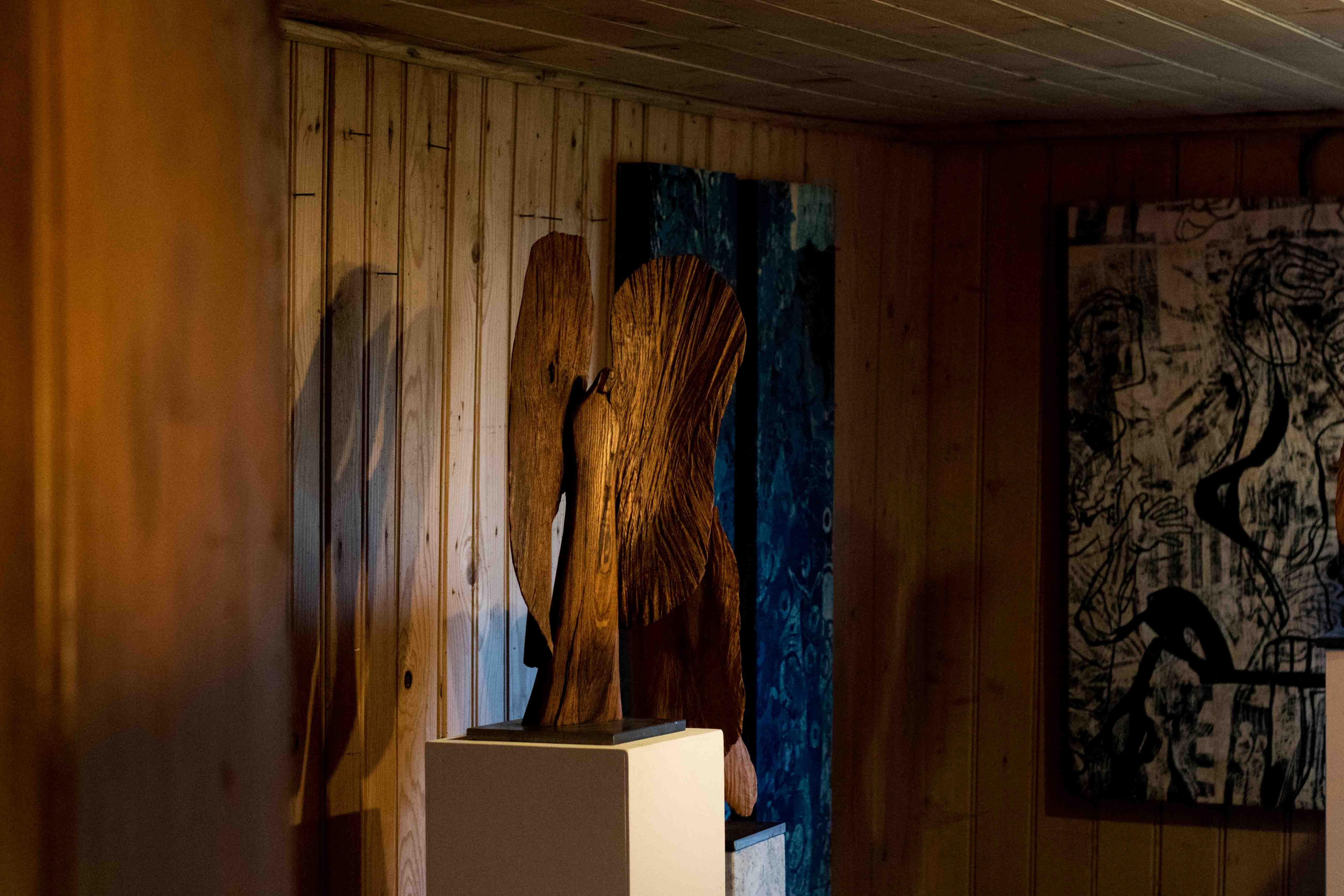 Giorgio offenes Atelier 2018-20